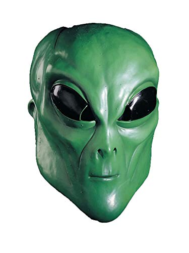 Rubie's Alien Overhead Mask, Green, One Size]()