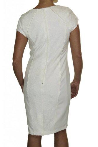 ICEDamen Kleid ICEDamen Kleid Gebrochenes Weiß Elfenbein pHpRqFw