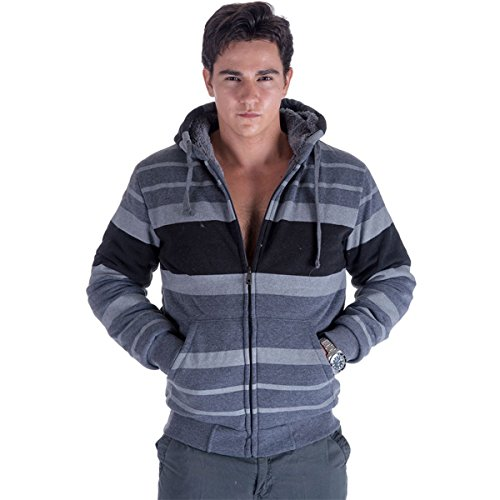 Zipper Mens Sweatshirts - 3