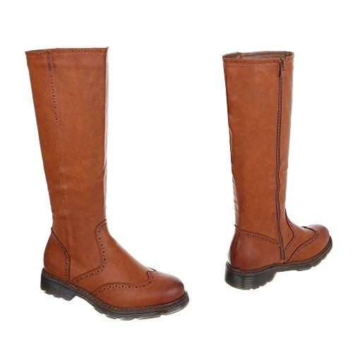 Boots Camel Boots Women's Design Classic Block Ital Heel at BIZwv8Zqx