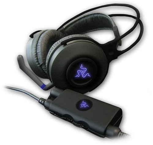 Razer HP-1 Barracuda 8-Channel Gaming He - Hp Noise Cancelling Headphones Shopping Results