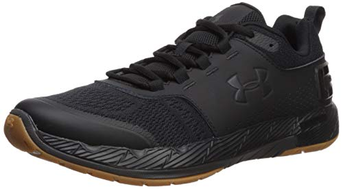 Para Jet Ex Commit Under Ua Gray Interior Zapatillas black 007 Deportivas Negro Tr Armour Gray 007 Hombre nBB70