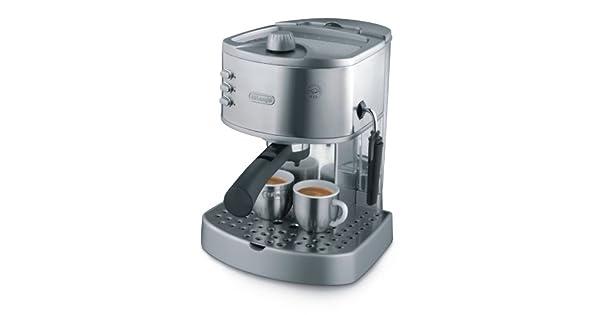 Amazon.com: DeLonghi ec330-s Bomba cafetera de espresso ...
