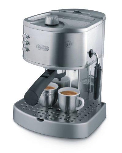 Delonghi EC330-s Pump Espresso Maker by DeLonghi