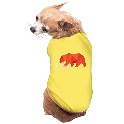 [The Californian Small Puppy SummerCharming Tank Tops Costumes] (The Californians Costume)