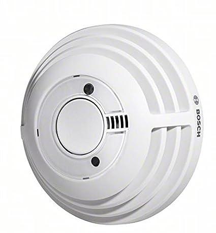 Bosch Detector de Humos Ferion 1000 O (2 Pilas, Vida de la ...