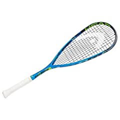 About the Racquet: The club version of the power-driven Speed racquet series is called Extreme. The 120 model, the lightest of the series, provides an improved power transfer thanks to a new frame construction and thinner shaft. In addition, ...