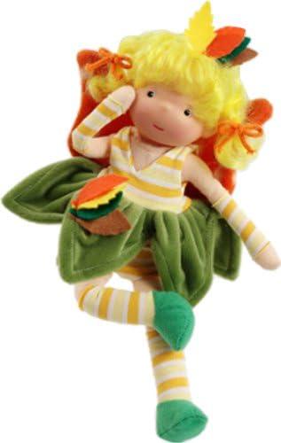 Berjuan Lily Fairy Doll Yellow