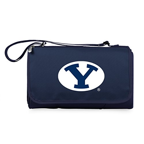 Brigham Cougars Outdoor Picnic Blanket