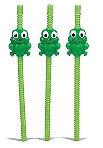 Passover Frog Straws