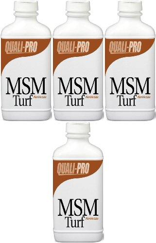 Quali-Pro MSM Turf Herbicide 32oz (4 x 8oz) by Quali-Pro