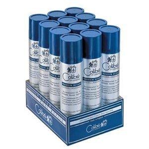 Colibri Premium Butane Large Can - 300 ML 12-Pack (Best Butane For Bho)
