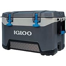 Igloo BMX 52 quart Cooler - Carbonite Gray/Carbonite Blue