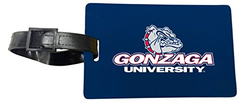 Gonzaga Bulldogs Luggage Tag 2-Pack by R and R Imports