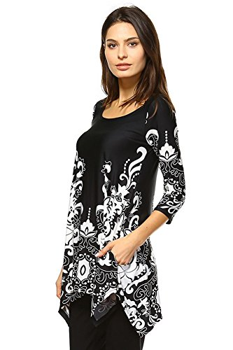 Aris Ultra Soft Stretch Tunic Poncho Dress Standard and P...