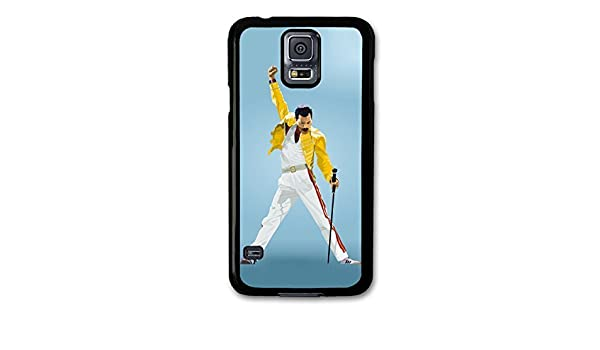 quality design ece0c e8a7a Freddie Mercury Queen Yellow Jacket case for Samsung Galaxy S5 A5225 ...