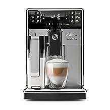 Philips HD8927/47 Saeco Super-automatic Espresso Machine with Milk Carafe PicoBaristo, Black