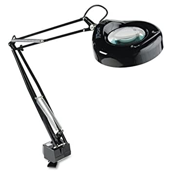 Amazon.com: Ledu Products - Ledu - Clamp-On Fluorescent Swing Arm ...