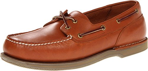Rockport Men's Ports of Call Perth Timber Boat Shoe 15 N (B)