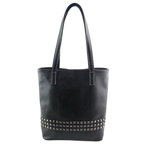 aribelly-shoulder-bag-women-large-size-arrival-messenger-causal-rivet-vintage-diary-bag-black