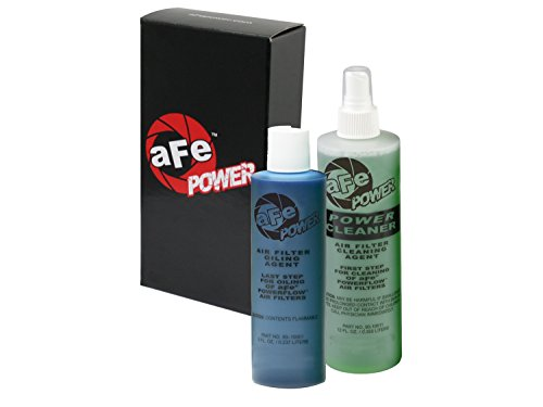 aFe Power MagnumFLOW 90-50501 Air Filter Restore Kit (Single, Blue)