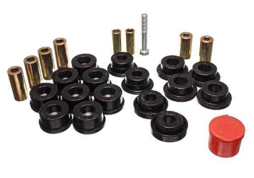 Energy Suspension 2.3108G CONTROL ARM BUSHINGS - FRONT