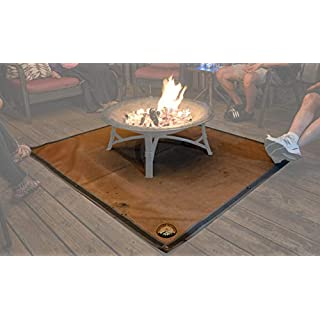 "Ember Mat | 67"" x 60"" 