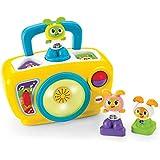 Caixa de Som Beatbo Fisher Price, Mattel, Amarelo