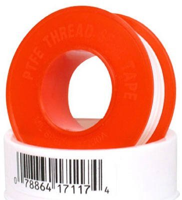 WM Harvey 017117B 1/2'' x 520'' PTFE Thread Seal Tape by WM Harvey