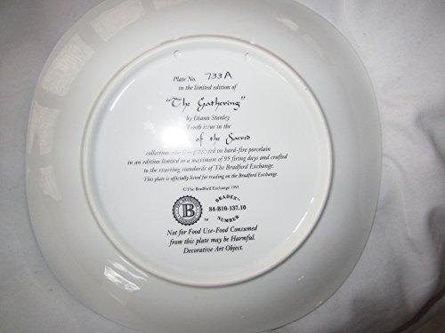 Bradford exchange plates indian