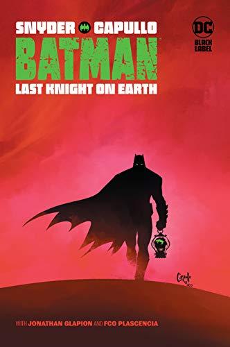 Batman: Last Knight on Earth Hardcover – April 7, 2020
