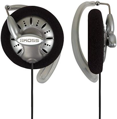 Koss Ksc75 Stereo Kopfhörer Mit Ohrclip Für Ipod Elektronik