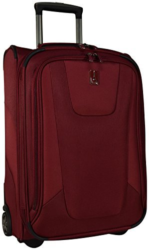 Travelpro Luggage Maxlite3 22 Inch Expandable Rollaboard (Merlot)