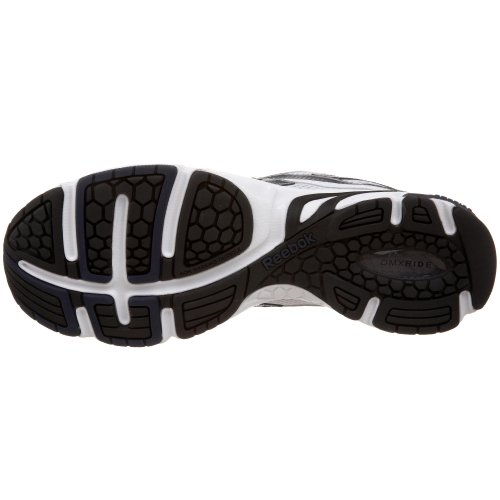 Shoe Running Navy Reebok White Men's Kibo Silver qwgZ8