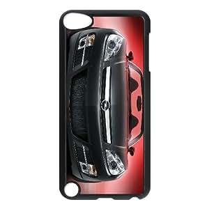 Opel 002 funda iPod Touch 5 caja funda del teléfono celular negro cubierta de la caja funda EOKXLKNBC16911