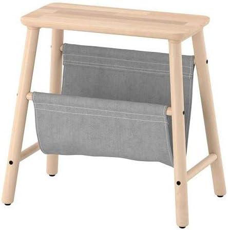 Taburete Ikea VILTO BircH: Amazon.es: Hogar