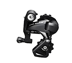 Shimano 105 Rd-5800 11-speed Rear Derailleur Black, Short