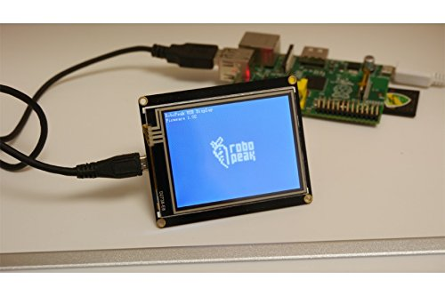ZIYUN 2.8¡± USB TFT Touch Display Screen(for Raspberry Pi) by ZIYUN