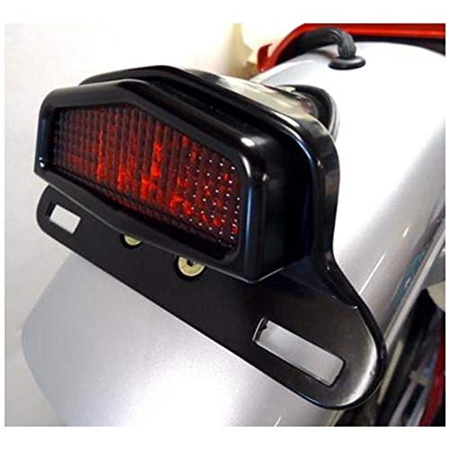 - Joker Machine Universal Cafe LED Tail Light (ANODIZED BLACK)