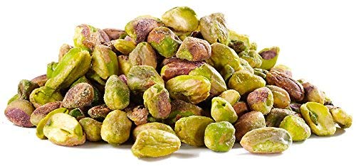 California Nut Company Organic Raw Pistachios Kernels (No shell, Unsalted), Excellent Quality Simply Just Taste Organic, 5 LB