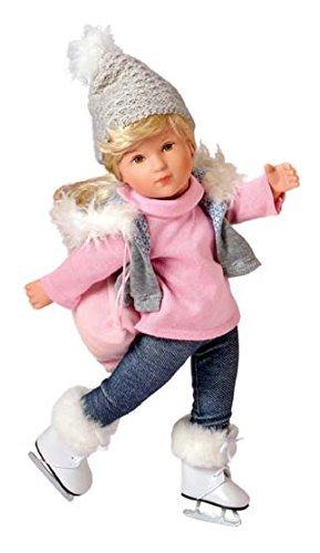 Kathe Kruse Baby Toy, Sophie Muriel Ice Skater B014U7366S Ice Blond Skater Hair Green Eye's by Kthe Kruse [並行輸入品] B014U7366S, カスカベシ:978948b7 --- ijpba.info