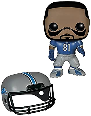 Funko POP NFL: Wave 1 - Calvin Johnson Action Figures