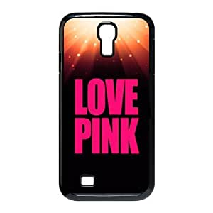 Customize Love Pink Back Cover Case for Samsung Galaxy S4 i9500 JNS4-1741