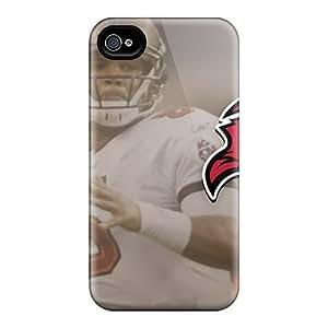 High Quality GtU1333TUlo Tampa Bay Buccaneers Tpu Case For Iphone 4/4s Kimberly Kurzendoerfer