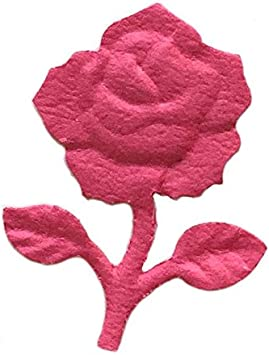 DECOP Embossed Craft Punch 32mm 1.25inch Cute Flower