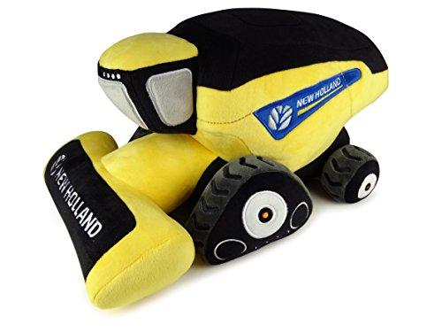 New Holland Combine Plush Toy - UH Kids