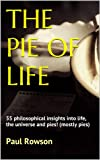 Is the pie the limit? Could this all be a part of God's great flan?This interesting and original collection of 55 philosophical statements and analogies will give you a completely new perspective on the world of pastry!You've heard of the Tao Te Chin...
