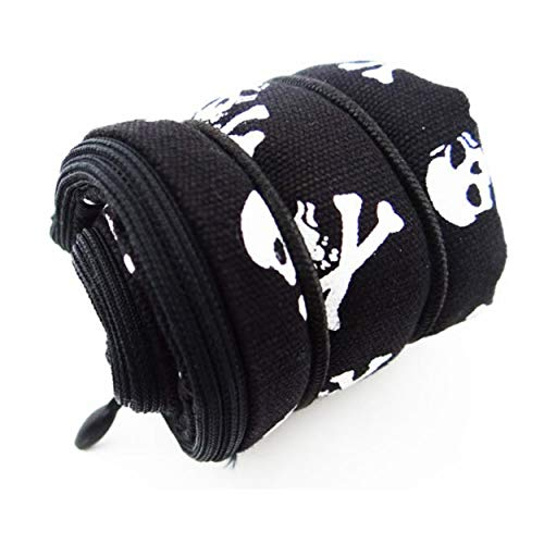 Hot Racing ACC58S08 1 10 Scale Black and White Skull Sleeping Bag Toy