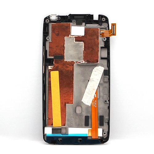 UPC 684123223036, Ful LCD Display + Touch Screen Digitizer Assembly w/ Frame for HTC One X At&t