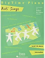 BigTime Piano Kids' Songs: Level 4